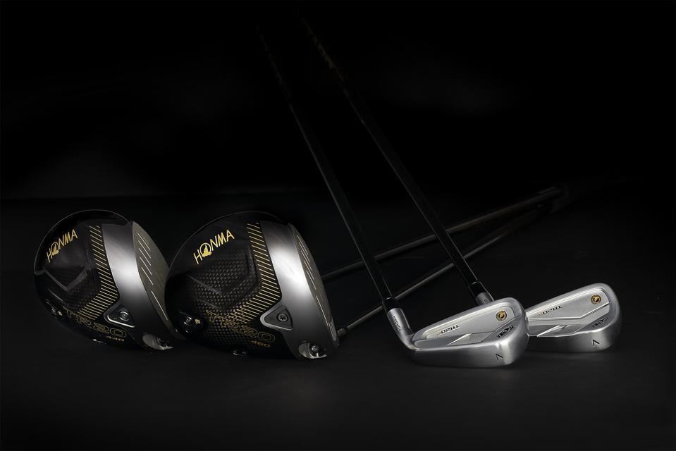 Elite golf brand Honma
