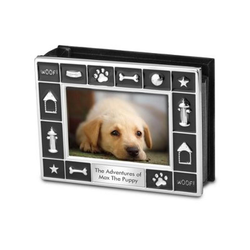 Things Remembered Personalized Dog Album