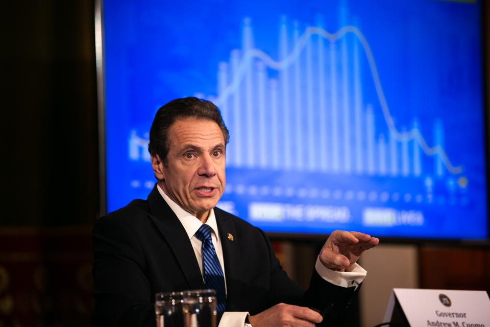 Governor Andrew Cuomo Press Conference