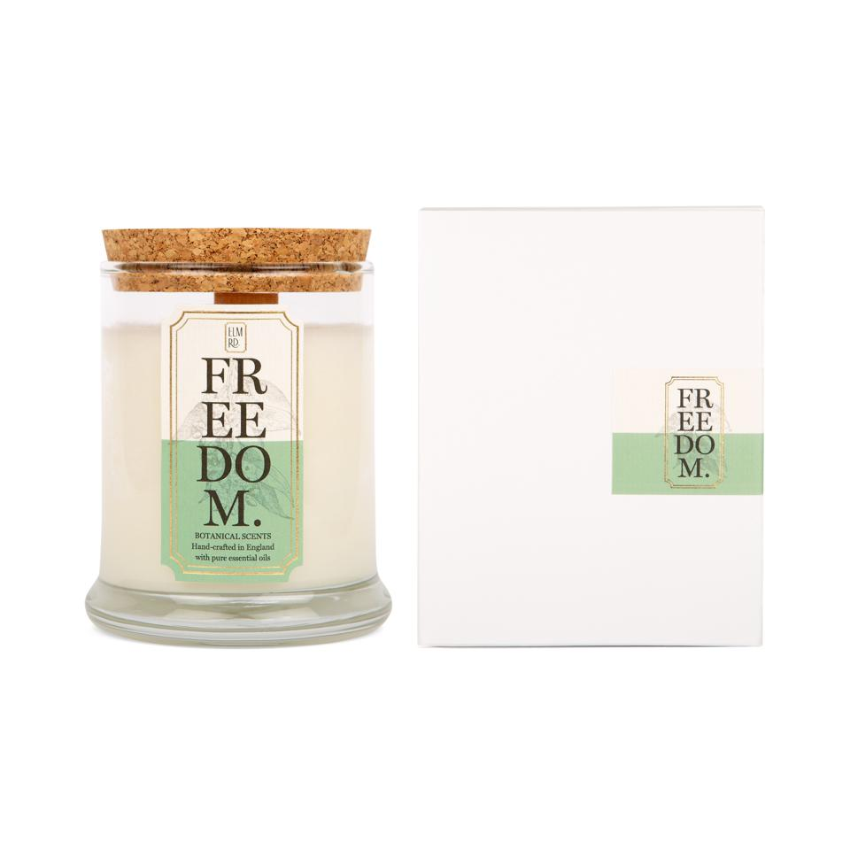 Freedom Candle by Elm Rd