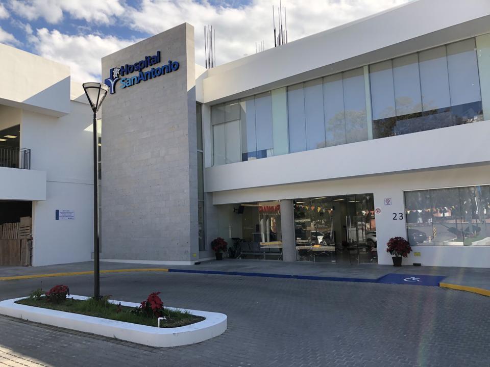 San Antonio Hospital, Lake Chapala, Jalisco