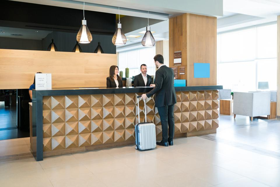 The Marriott experience isn't just about customers — in fact, it's primarily about employees.