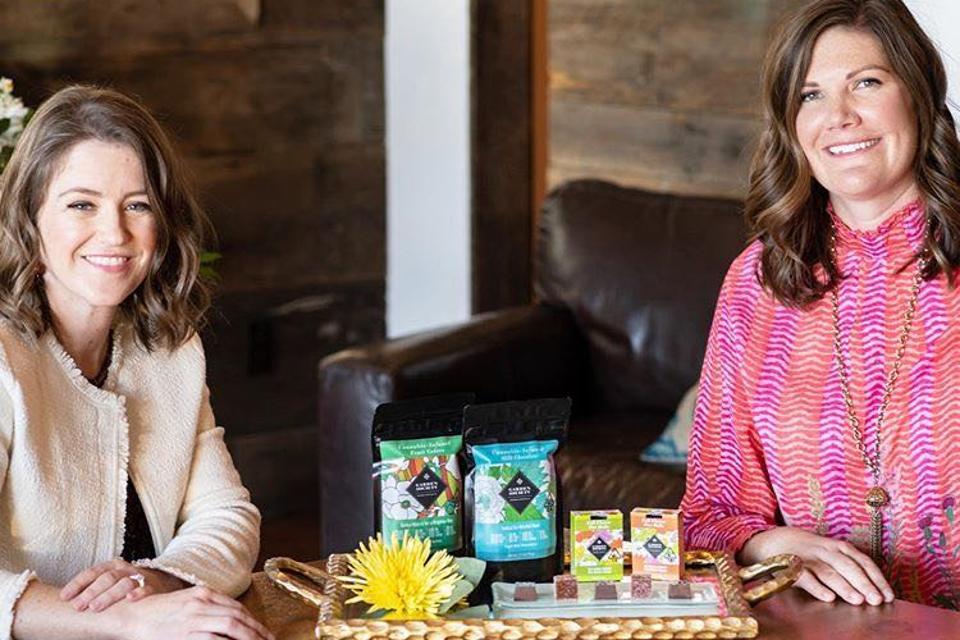 Garden Society CEO Erin Gore and CMO Karli Warner