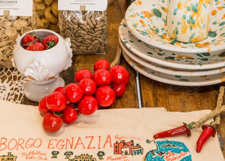 tomato ceramics
