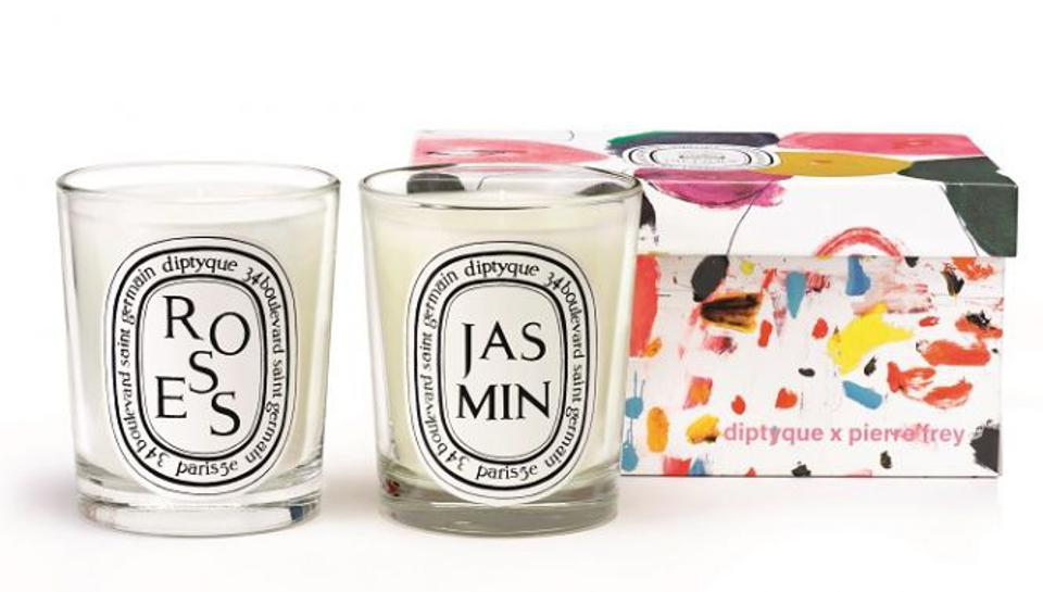 Roses & Jasmin Duo Set by Diptyque
