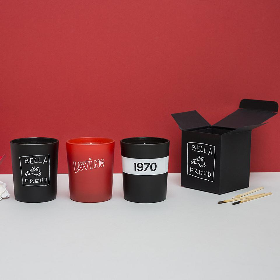 Ceramic 1970 Candle by Bella Freud
