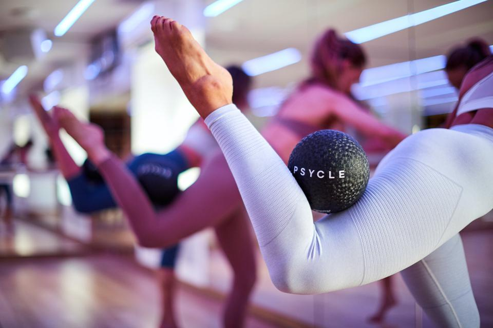 Barre at Psycle