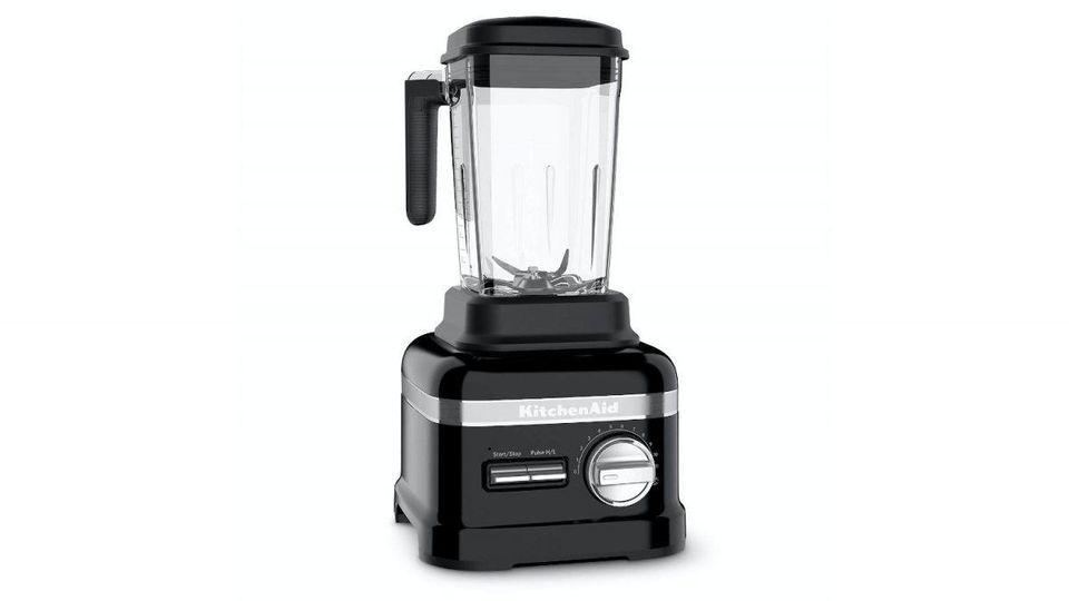 KitchenAid KSB7068OB Pro Line Series Blender, 3.5 HP, Onyx Black