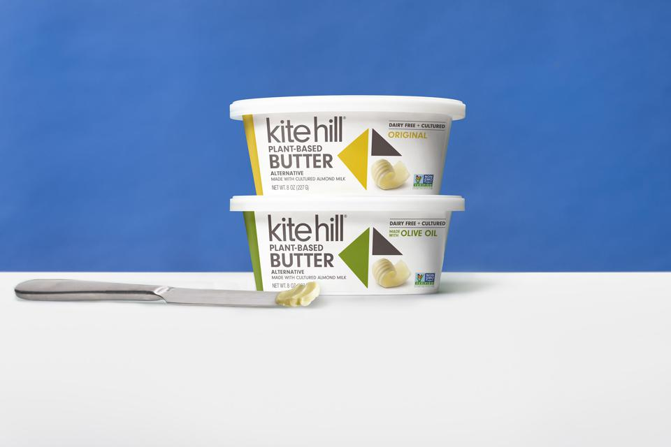 Kite Hill butter tubs will soon hit the market.