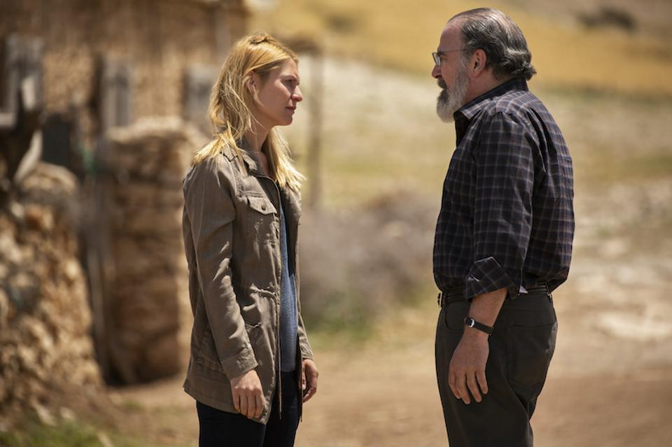 Homeland, Showtime, series finale, Claire Danes, Mandy Patinkin, Costa Ronin, CIA, the forever war, terrorism, streaming
