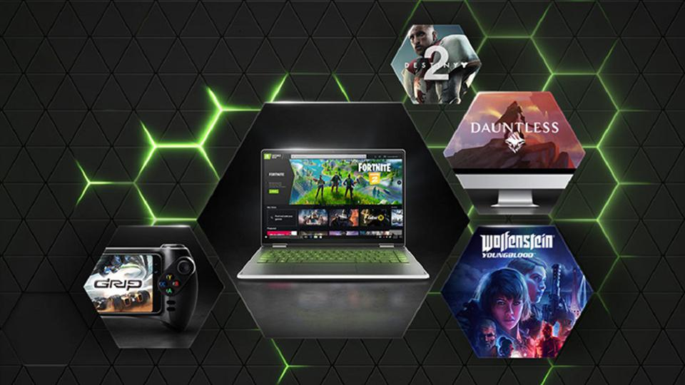 NVIDIA's GeForce NOW Service Runs On Many Device Types