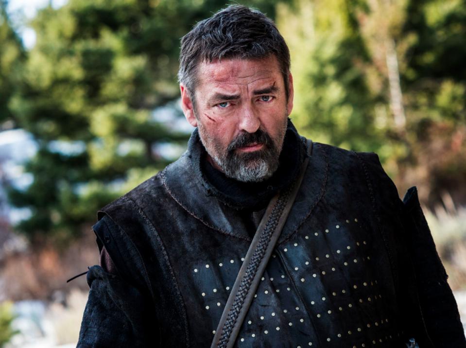 Angus Macfadyen in 'Robert the Bruce.'