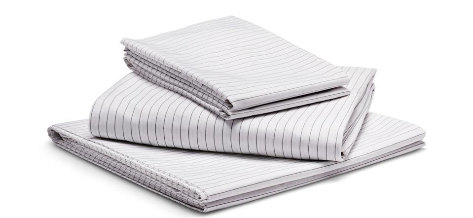 Riley Percale Sheet Set