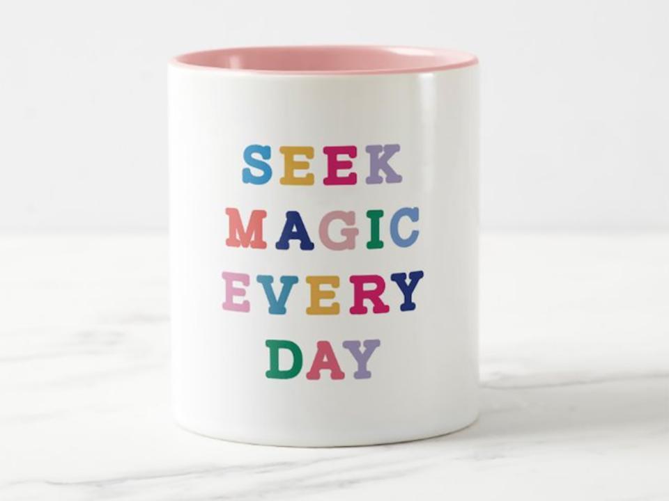 Seek Magic Mug
