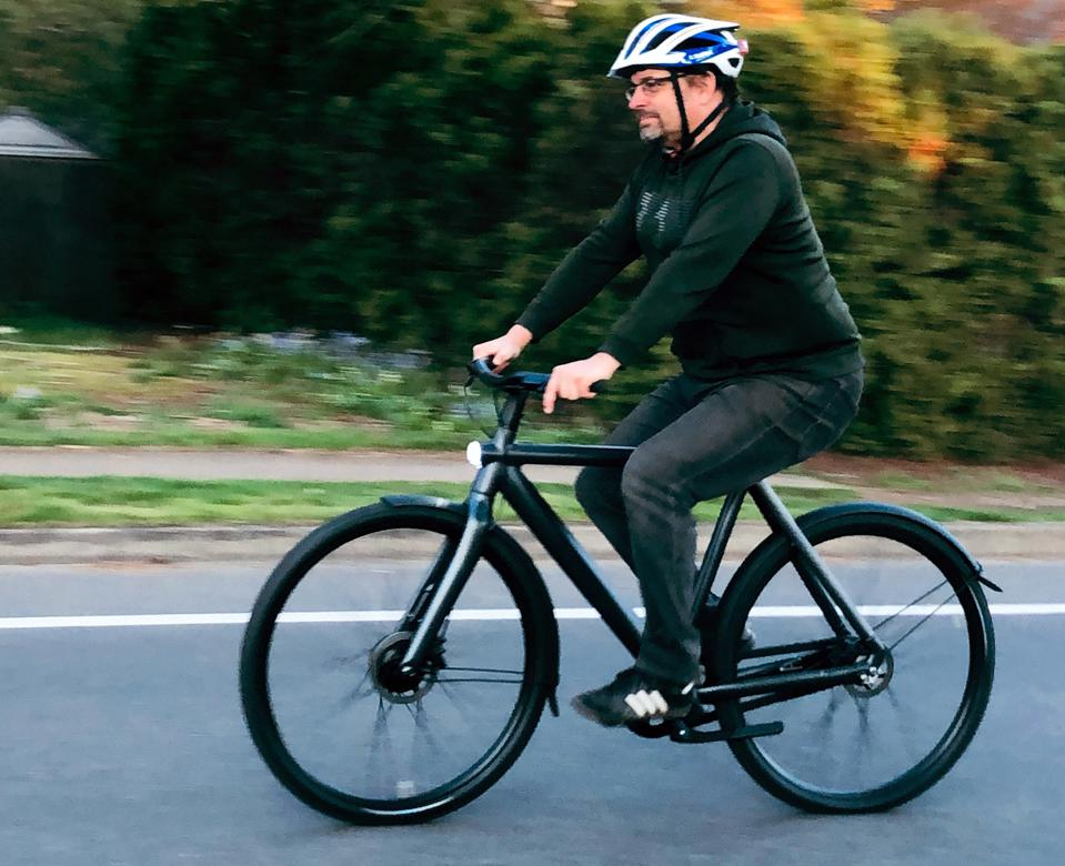 VanMoof Electrified S3 Electric Bicycle ebike