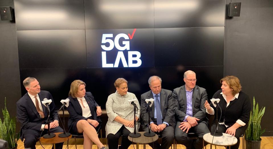 Verizon 5G CEO Roundtable