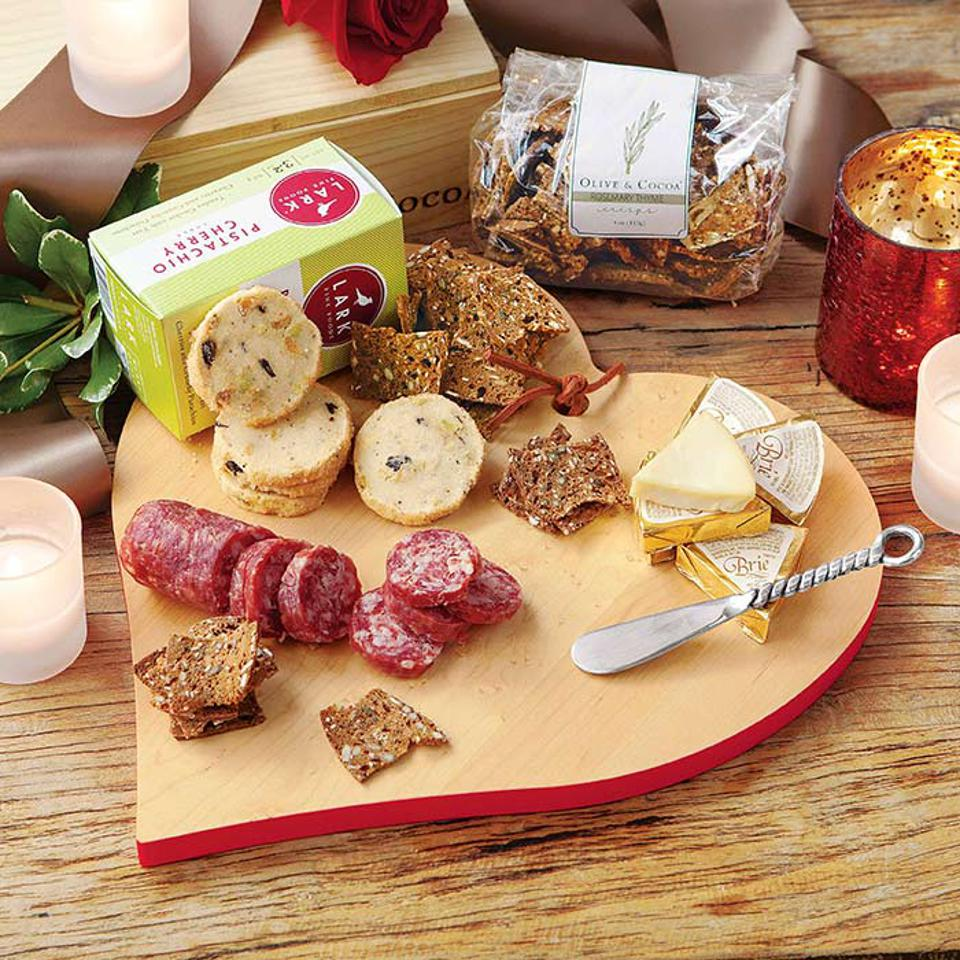 Olive & Cocoa Amour Snack Crate