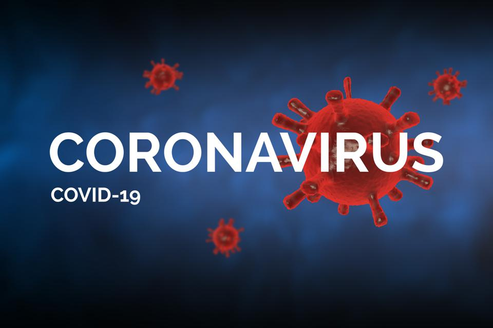 Covid-19 concept image with ″Coronavirus covid-19″ text