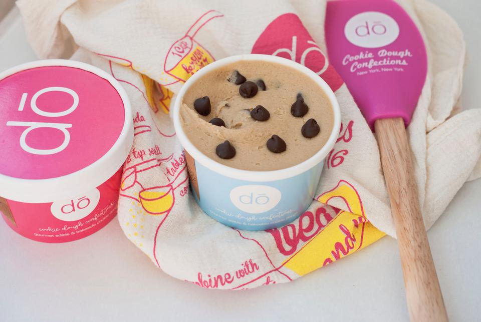 DŌ's Signature Chocolate Chip cookie dough