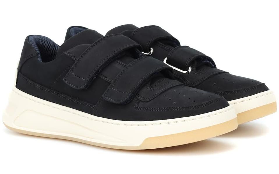 Steffey Nubuck Sneakers by Acne Studios