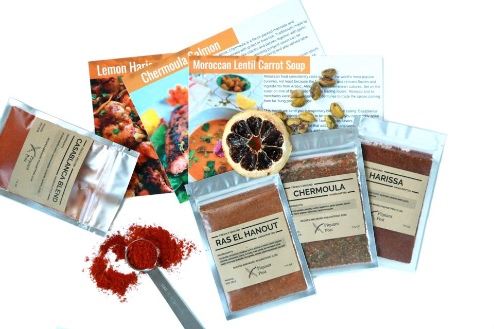 Piquant Post Spice Subscription