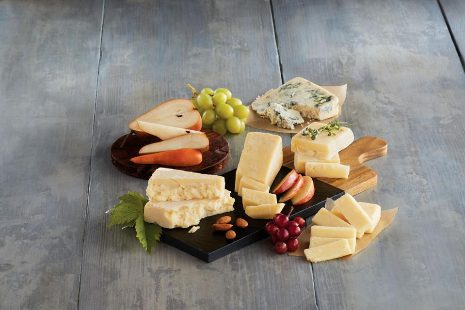 Harry & David Artisanal Cheeses with Cutting Board