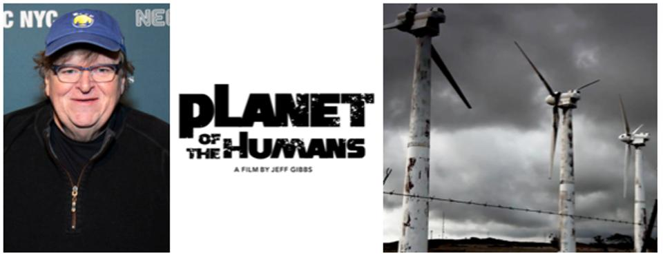Michael Moore produced ″Planet of the Humans″ about the eco-impacts of renewables