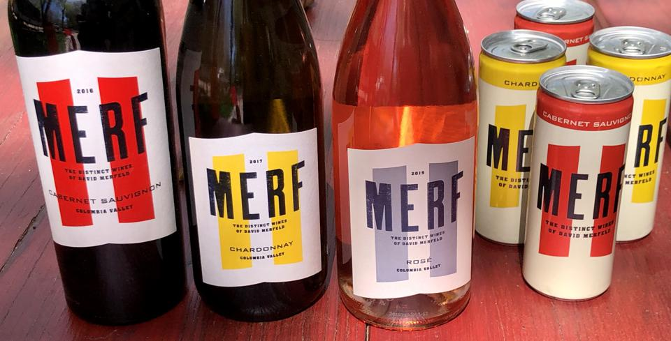 Merf wines are made in Washington state by a  seasoned vintner.