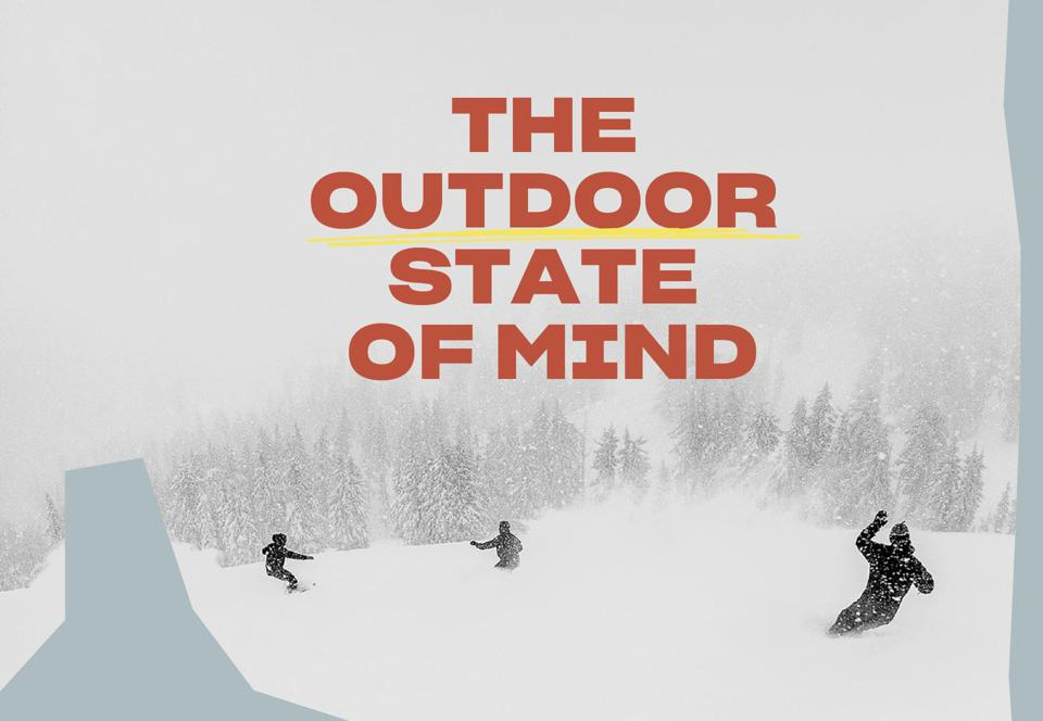Protect Our Winters' Outdoor State of Mind campaign