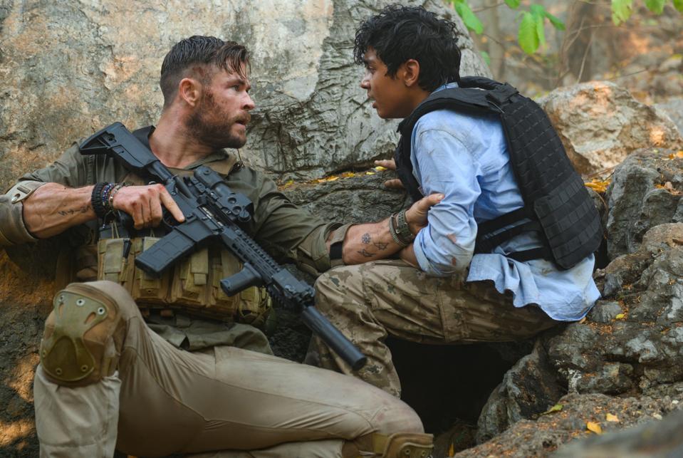 Chris Hemsworth's 'Extraction' Is Netflix's Best Blockbuster Since 'Mowgli'