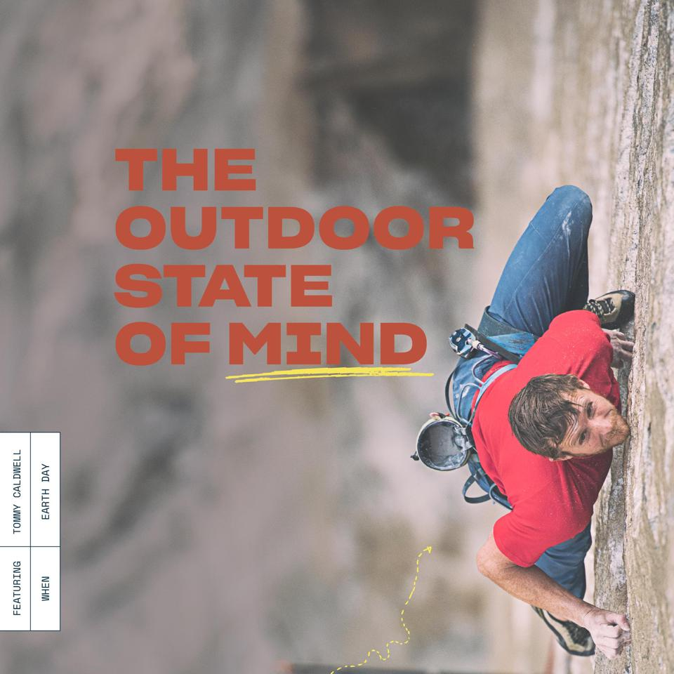 Climber Tommy Caldwell will host debut episode of climate series ″Outdoor State of Mind.″