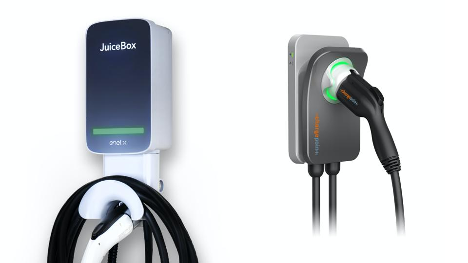 JuiceBox 40 vs. ChargePoint Flex