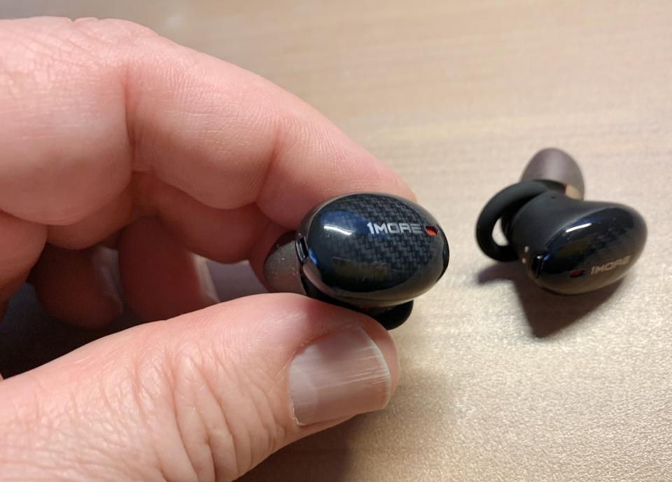 1More True Wireless ANC earbuds review