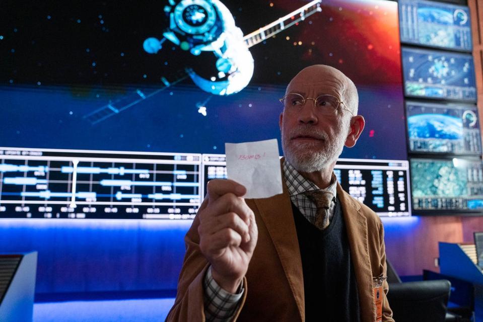 Space Force John Malkovich