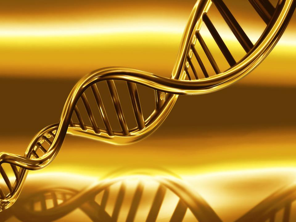 Golden DNA