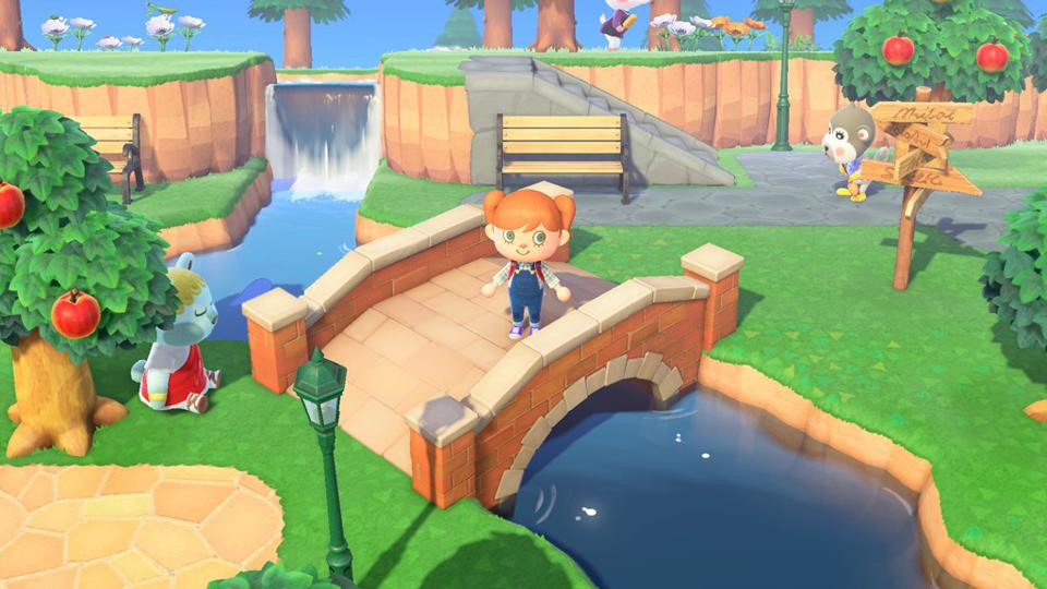 ″Animal Crossing: New Horizons″