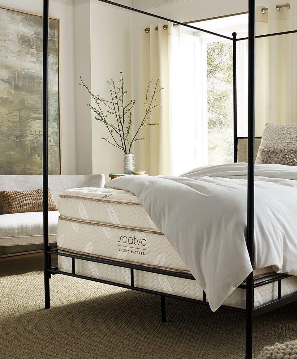 America's Best Priced Luxury Mattresses Saatva Luxury Firm Mattress SAATVA MATTRESS