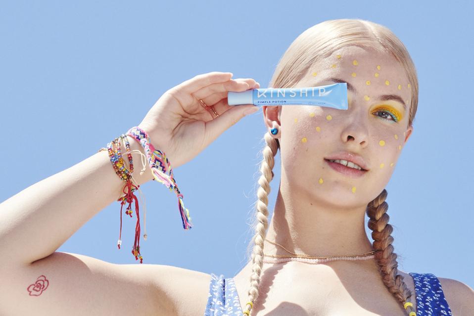 Kinship Pimple Potion Retinal + Salicylic Acid Acne Treatment