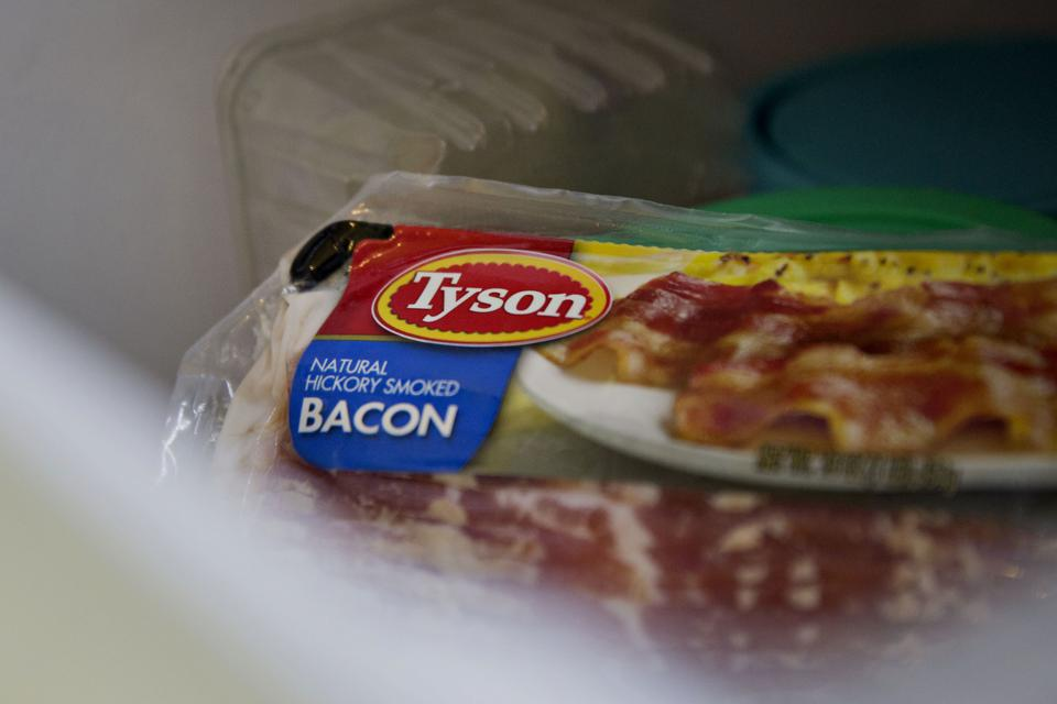 Tyson Foods Inc. Products Ahead Of Earnings Figures