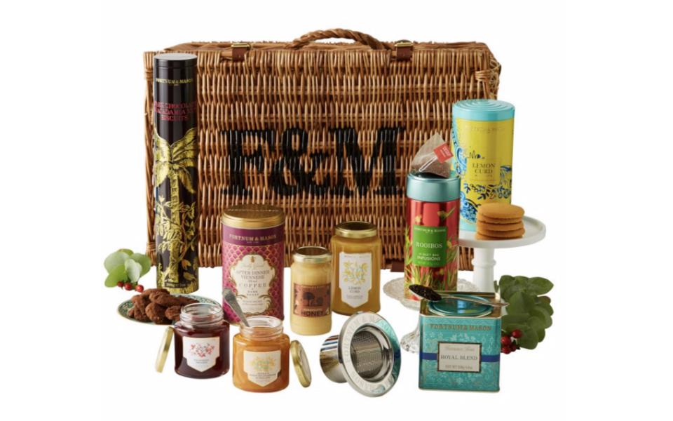 Fortnum and Mason The Breakfast Hamper