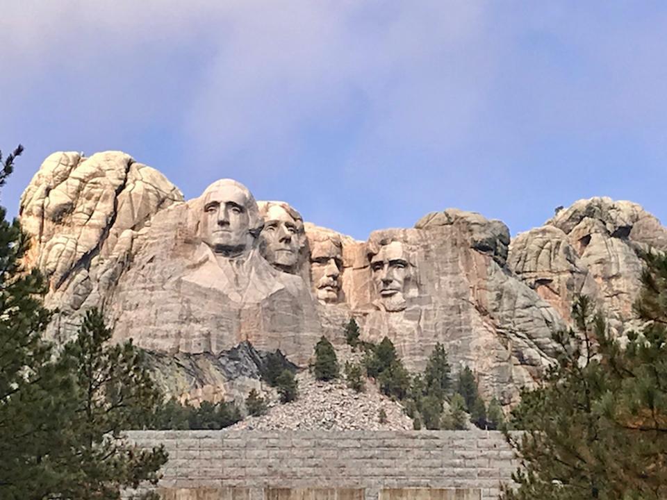 Mount Rushmore, USA
