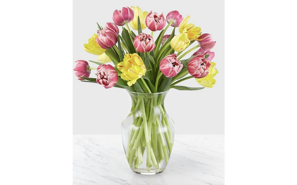 FTD 20 Sunny Spring Tulips