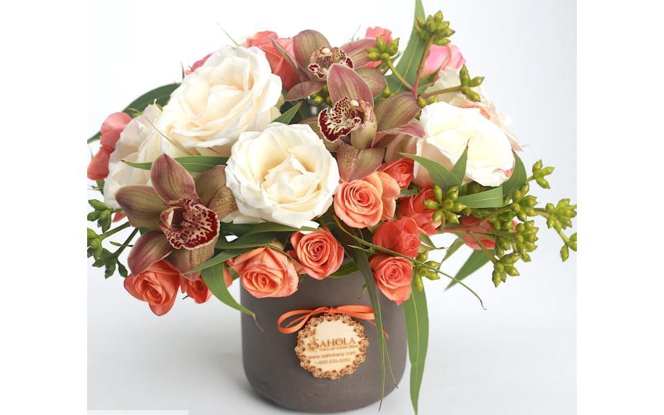 Sahola Flower Fashion Boutique Nature Whisper
