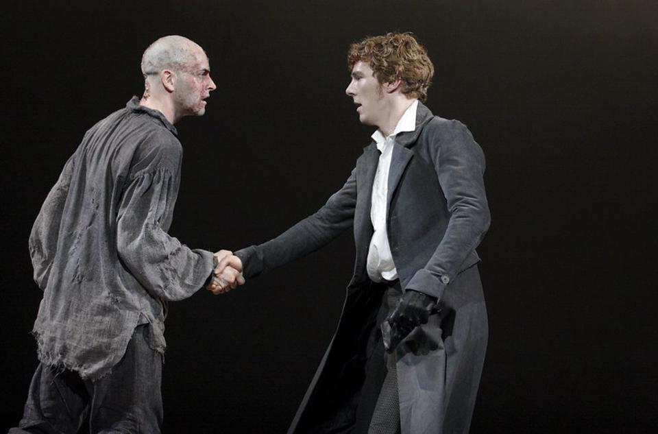 Benedict Cumberbatch In Frankenstein Is The Next National Theatre Live Streaming Performance