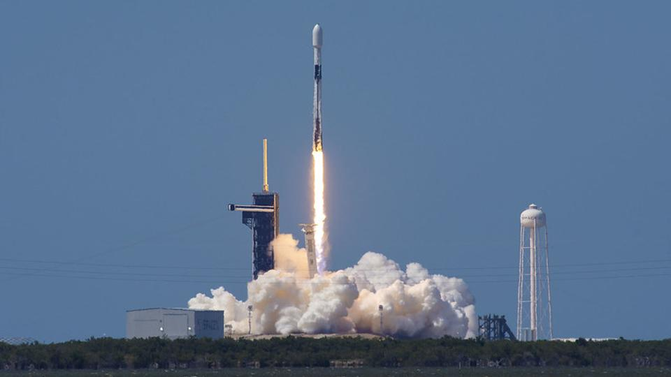 The SpaceX Starlink mission launches on April 22, 2020.