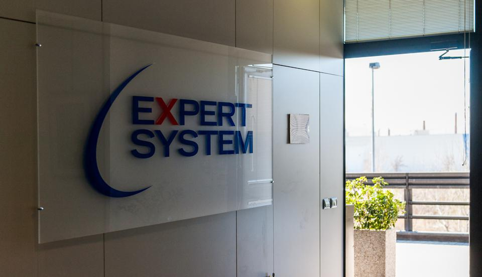Expert System office in Modena, Italy.