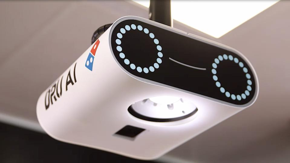Technology like Dragontail Systems QT camera might be able to help restaurants during covid-19