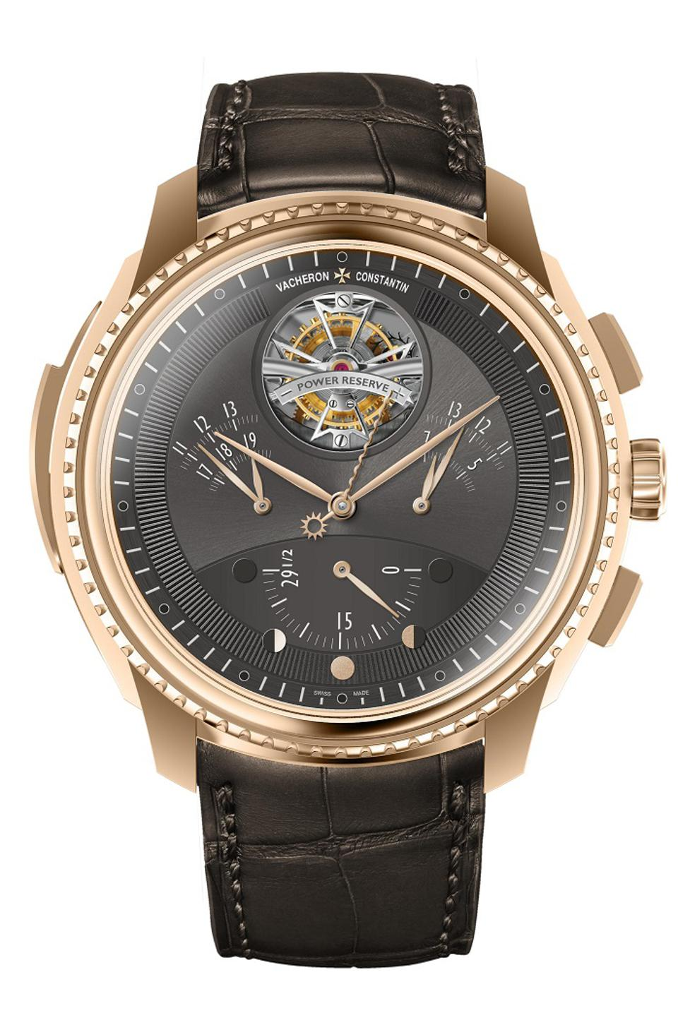 """The caseback of the Les Cabinotiers Grand Complication Split-Seconds Chronograph – """"Tempo"""""""