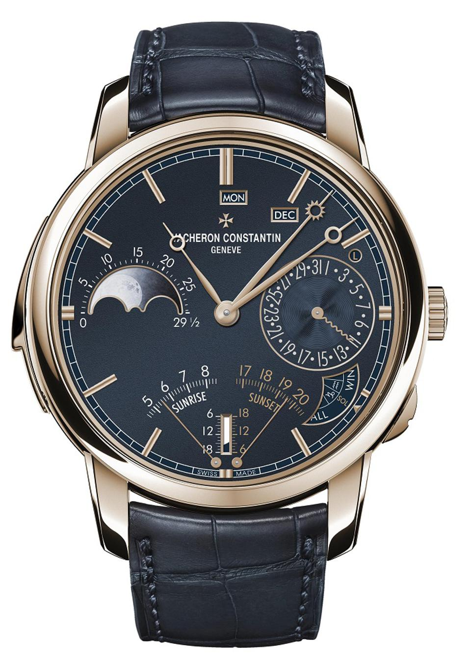 """Les Cabinotiers Astronomical Striking Grand Complication – """"Ode to Music"""""""