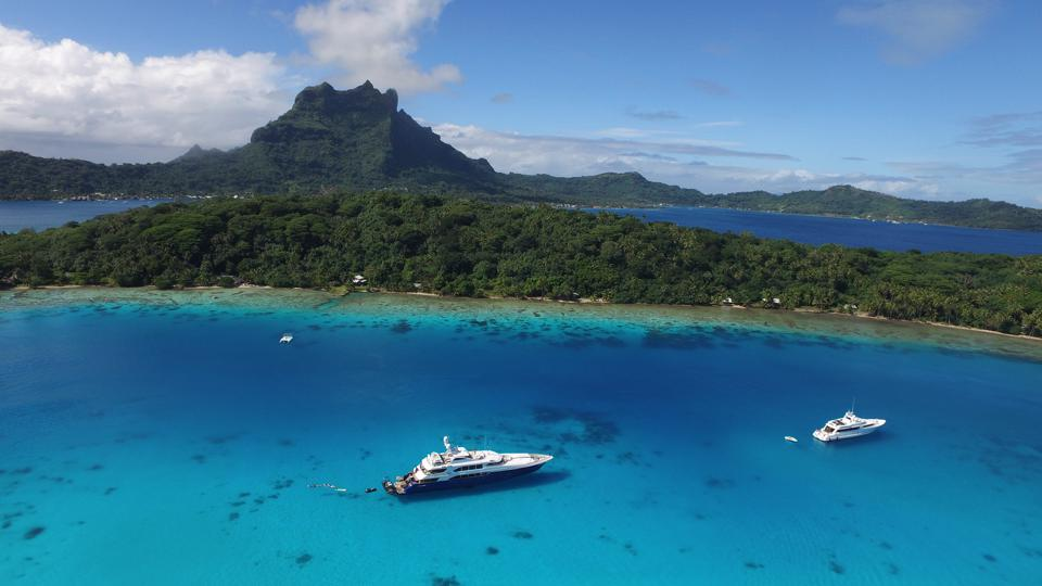 Now is the perfect time to plan a superyacht charter in French Polynesia